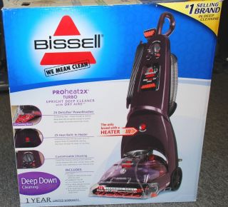 Bissell 9400 U Proheat 2x Pet Carpet Cleaner